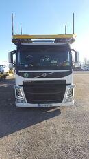 tovornjak avtotransporter VOLVO FM460 + prikolica avtotransporter