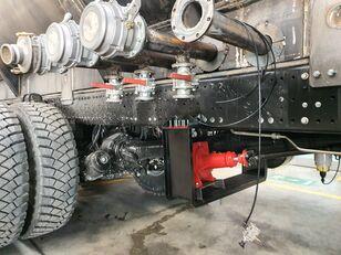nov tovornjak cisterna Ram 10.000lt STEEL TANK ON TRUCK