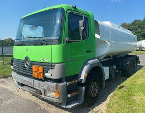 tovornjak cisterna za gorivo MERCEDES-BENZ 2528L Tankwagen