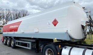 tovornjak cisterna za gorivo STOKOTA 36-4V mit PUMPE