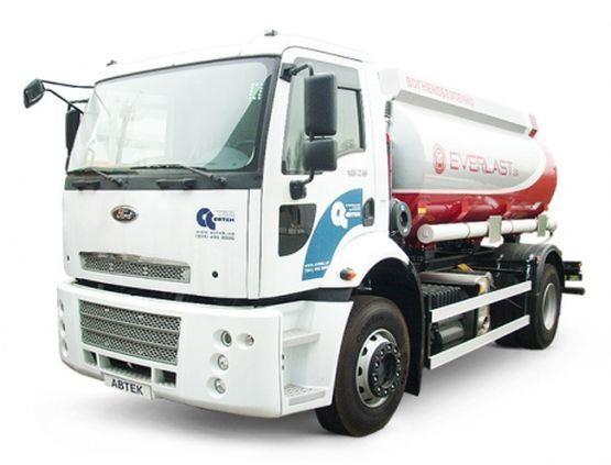 nov tovornjak cisterna za gorivo FORD Trucks 1833 DC