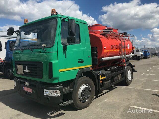 nov tovornjak cisterna za gorivo MAZ KrASZ-M5S5T1