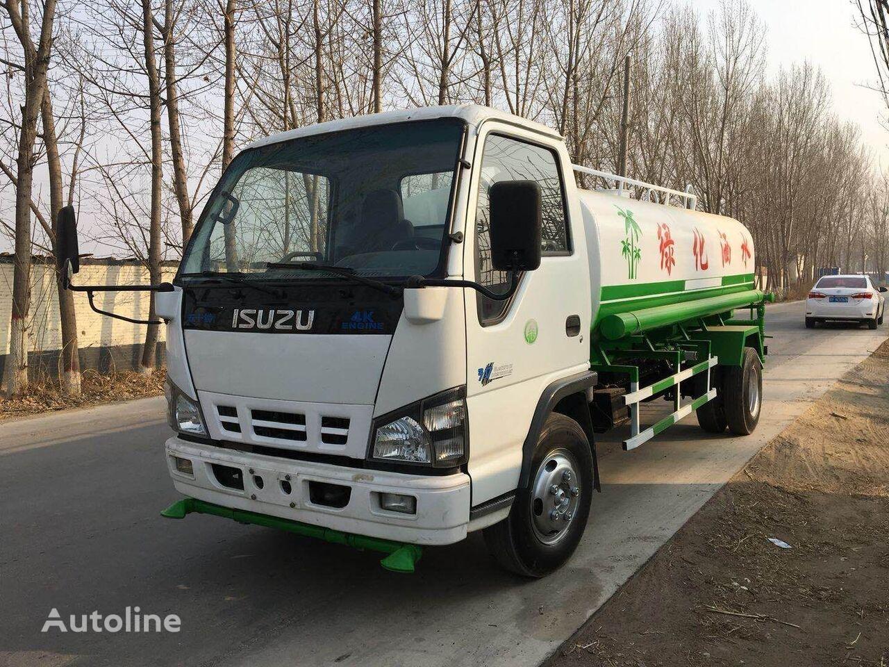 tovornjak cisterna ISUZU 5000L