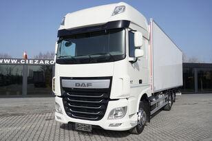 tovornjak hladilnik DAF XF 460 SSC , E6 , 6x2 , 22 EPAL , lenght 8,8m , retarder , lift