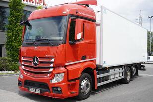 tovornjak hladilnik MERCEDES-BENZ Actros 2542 , E6 , 6x2 , 19 EPAL , lift axle , StreamSpace