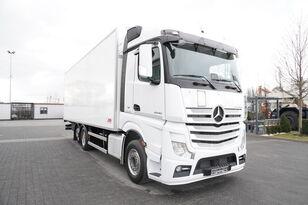 tovornjak hladilnik MERCEDES-BENZ Actros 2542 , E6 , 6x2 , 20 EPAL , Height 2,60m , retarder