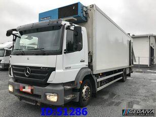 tovornjak hladilnik MERCEDES-BENZ Axor 1829 Manual Euro5