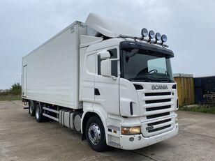 tovornjak hladilnik SCANIA R480 Thermo King TS 500 6x2