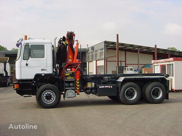 tovornjak kabelski sistem MAN 27.362 DFA - 6x6