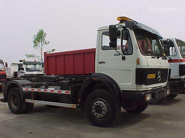 tovornjak kabelski sistem MERCEDES-BENZ 1617 CAK 4x4