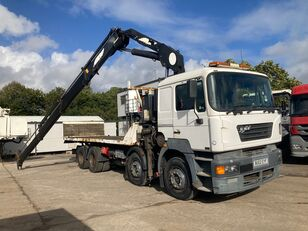 tovornjak platforma ERF ECS11