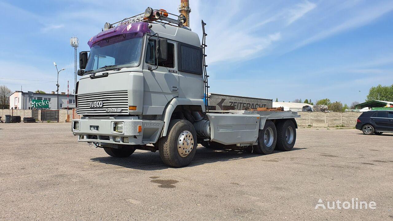 tovornjak platforma IVECO Turbostar 190-48