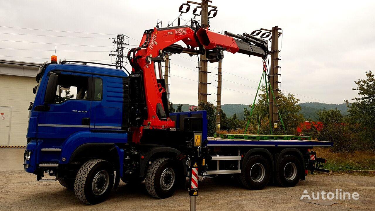 tovornjak platforma MAN MAN/VS-MONT  TGS