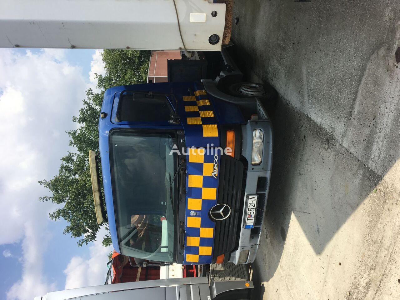 tovornjak platforma MERCEDES-BENZ Atego 815