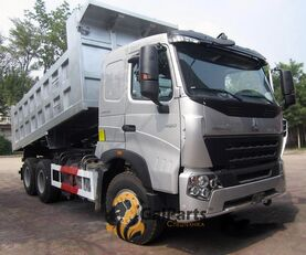 nov tovornjak prekucnik HOWO A7 6×4 з кар'єрним кузовом ZZ3257N3847Q1