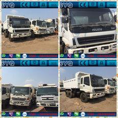 tovornjak prekucnik ISUZU CXZ81K