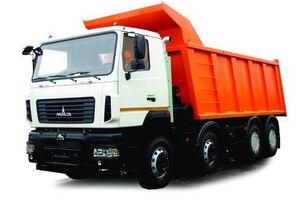 nov tovornjak prekucnik MAZ 6516E8