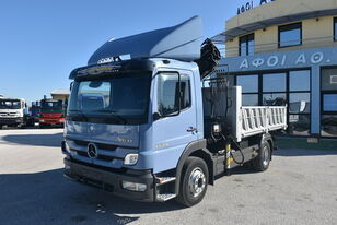 tovornjak prekucnik MERCEDES-BENZ 1528 ATEGO