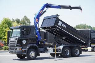 tovornjak prekucnik SCANIA G360