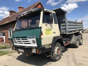 tovornjak prekucnik STEYR 1491 Kipper Full Stell