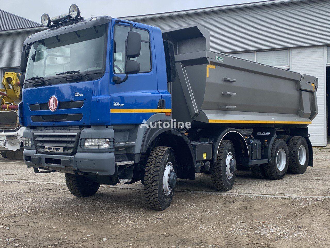 tovornjak prekucnik TATRA Phoenix 5400 8x8
