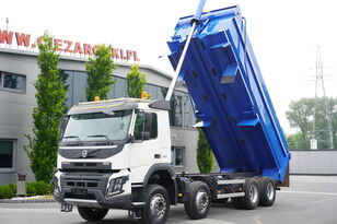 tovornjak prekucnik VOLVO FMX 410 , E6 , 8X4 , Tipper 20m3 , retarder , low cab , I-SHIFT