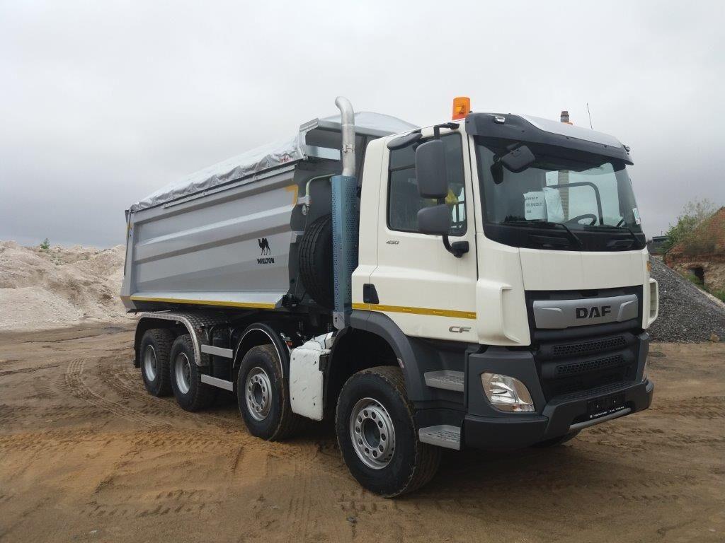 tovornjak prekucnik DAF CF