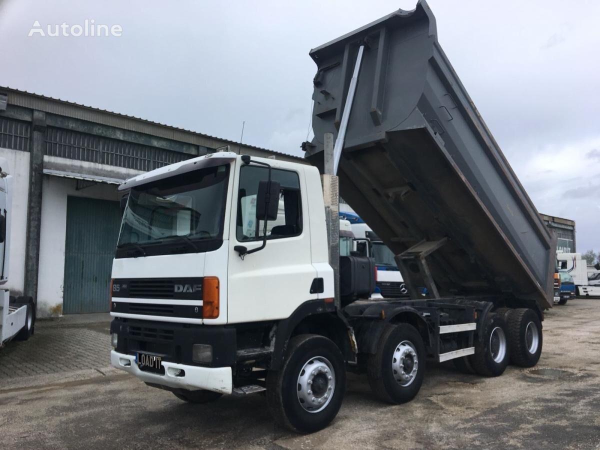 tovornjak prekucnik DAF CF85 360ATi 8X4 Full Steel Suspension