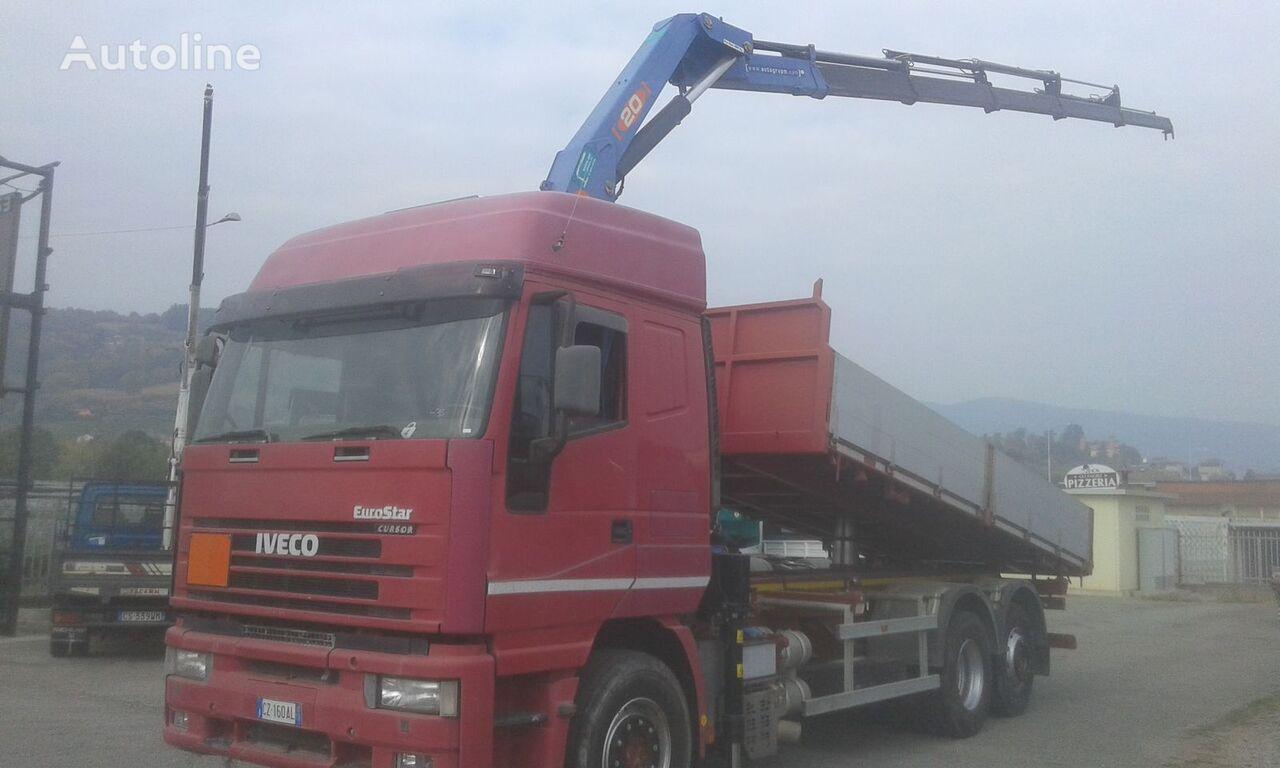 tovornjak prekucnik IVECO EUROSTAR 260E43
