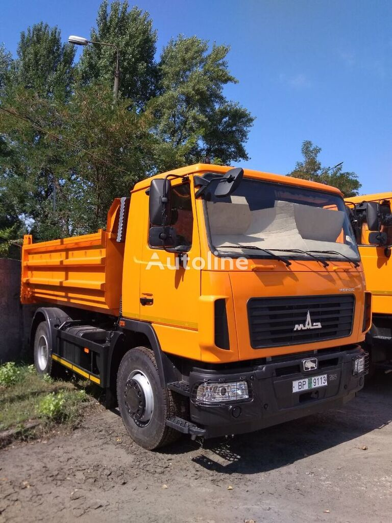 nov tovornjak prekucnik MAZ 5550S3