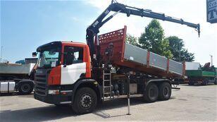 tovornjak prekucnik SCANIA P340 / EU BREIF