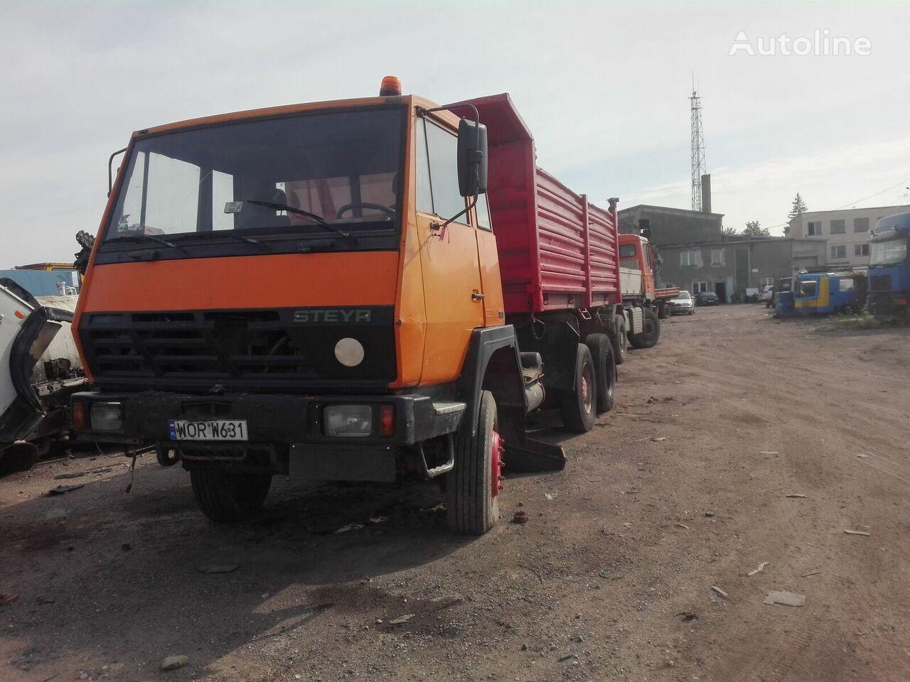 tovornjak prekucnik STEYR