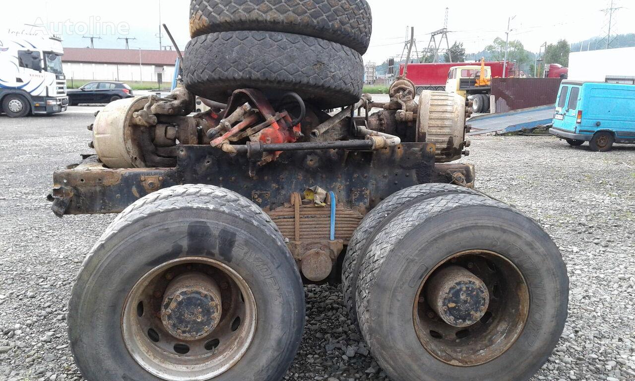 tovornjak prekucnik STEYR 1491 32S32 6x4 6x6 Truck in parts