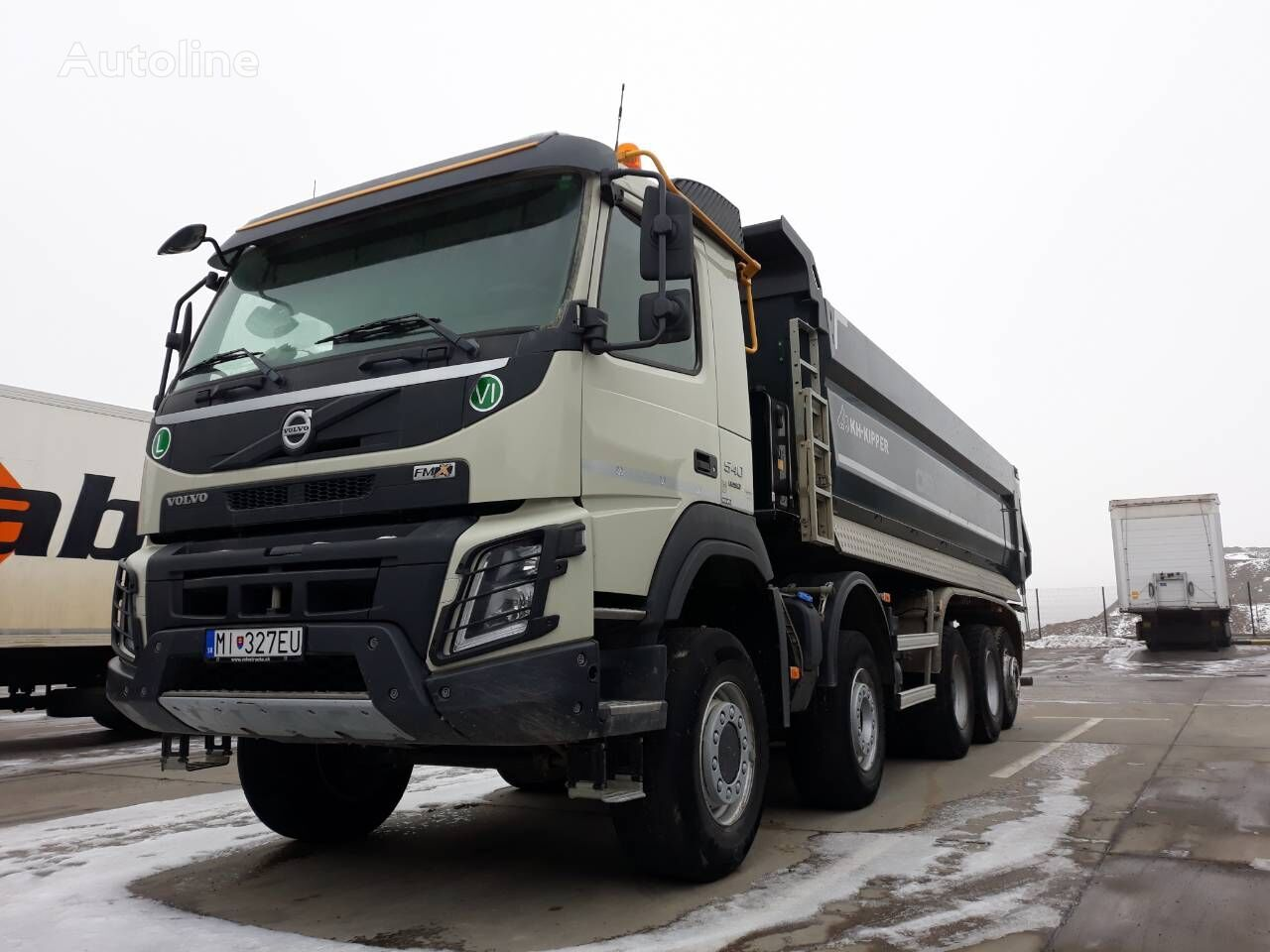 tovornjak prekucnik VOLVO FMX 540