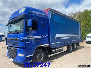 tovornjak s pomične zavese DAF XF 105.460 - ATE - Euro 5