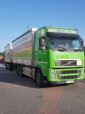 tovornjak s pomične zavese VOLVO FH 500 + prikolica s pomičnim zavese