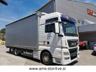 tovornjak s pomične zavese MAN TGX 26.440