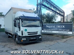 tovornjak s ponjavo IVECO Eurocargo 120E25,EEV, shrnovačka + čelo