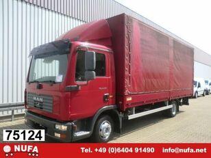 tovornjak s ponjavo MAN TGL 8.210 BL