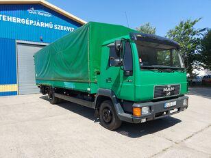 tovornjak s ponjavo MAN TGL  9.163  Tail lift  72tkm!!!