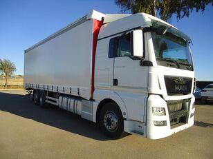 tovornjak s ponjavo MAN  TGX 26 440