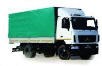 nov tovornjak s ponjavo MAZ 534026