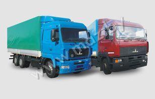 nov tovornjak s ponjavo MAZ 6312 (A5, A8, A9)