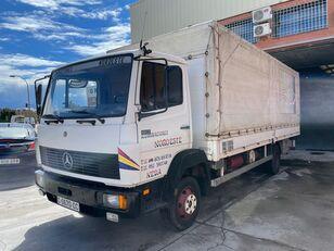 tovornjak s ponjavo MERCEDES-BENZ 817
