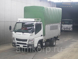 tovornjak s ponjavo MITSUBISHI Canter