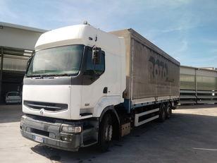 tovornjak s ponjavo RENAULT PREMIUM 420 DCI