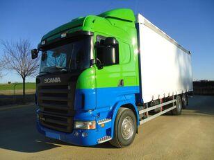 tovornjak s ponjavo SCANIA R 400