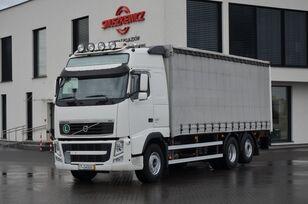 tovornjak s ponjavo VOLVO FH 420 EEV 6x2 2011r WINDA OS POD. Z DE 944