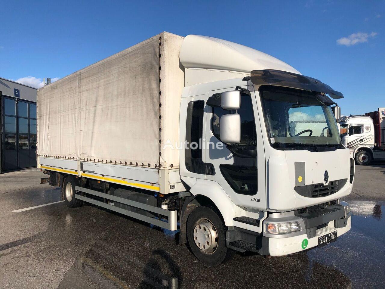 tovornjak s ponjavo RENAULT Midlum 270.14