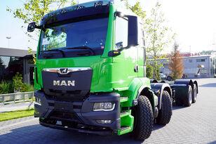 tovornjak šasija MAN TGS 35.510 8x4 BL CH / EURO 6D / FACTORY NEW / NEW MODEL